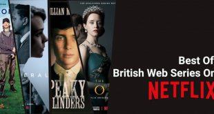Οι 5 Βρετανικές σειρές Netflix που πρέπει να οπωσδήποτε να δεις