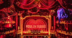 Drama Desk Awards Moulin Rouge βραβείο