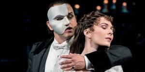 Φάντασμα της όπερας
