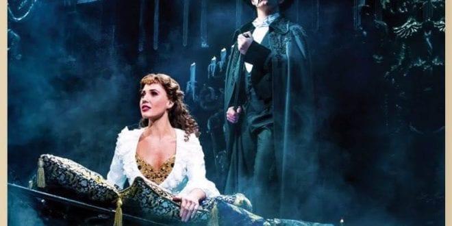The Phantom of the Opera Μέγαρο Μουσικής Θεσσαλονίκης