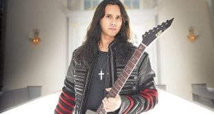 Gus G. Κώστας Καραμητρούδης Metal Hall of Fame