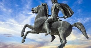 Netflix σειρά για τον Μέγα Αλέξανδρο