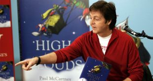 Πολ Μακκάρτνεϊ HIGH IN THE CLOUDS