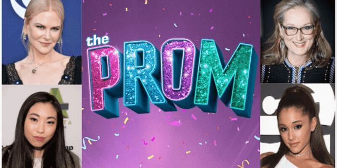 The Prom Ράιαν Μέρφι