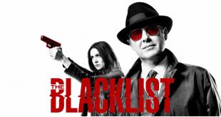 NETFLIX σειρά THE BLACKLIST