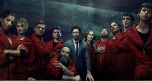 «La Casa de Papel»: Το τραγούδι του «Ελσίνκι» με τον Αντετοκούνμπο και η έναρξη των γυρισμάτων της 5ης σεζόν