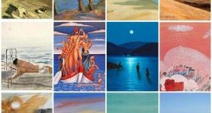 Έλληνες ζωγράφοι καλοκαίρι