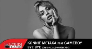 Konnie Metaxa Bye Bye