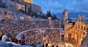 Φεστιβάλ Αθηνών: Δίνει «Εξιτήριο» στο Ηρώδειο