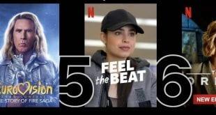 NETFLIX: Top 10 σειρές και ταινίες - Τετάρτη 1 Ιουλίου