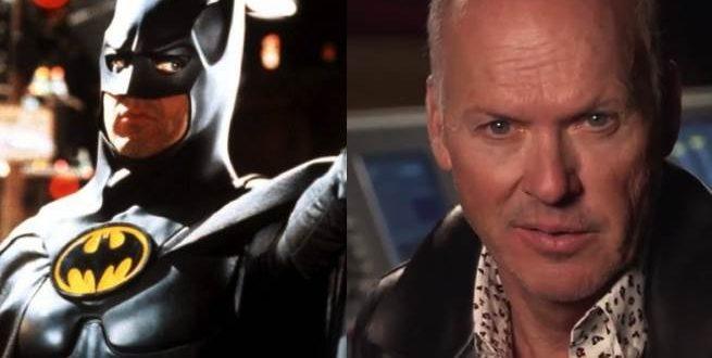 Michael Keaton: Συζητάει την επιστροφή του ως Batman!