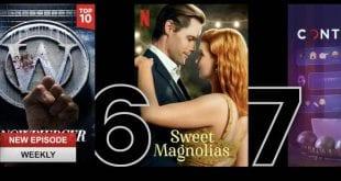 NETFLIX: Top 10 σειρές και ταινίες - Τρίτη 26 Μαΐου