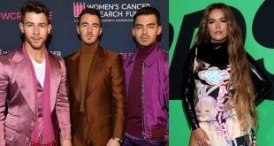 """Jonas Brothers και Karol G κυκλοφορούν το νέο τους τραγούδι """"X""""!"""