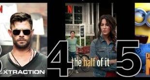 δημοφιλέστερες ταινίες του Netflix