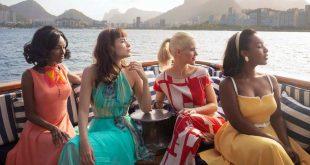 NETFLIX: Κυκλοφόρησε το Τρέιλερ της δεύτερης σεζόν των Ipanema Girls