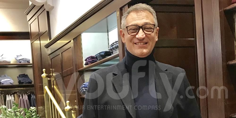 Γιώργος Ντάβλας: Συνέντευξη στο Youfly.com
