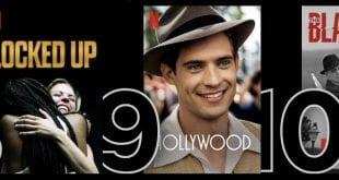 10 δημοφιλέστερες σειρές και ταινίες του Netflix