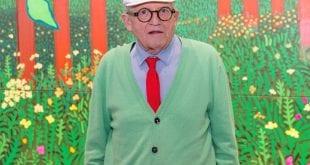 David Hockney: Στα αφρίζοντα νερά της ζωγραφικής του - youfly.com