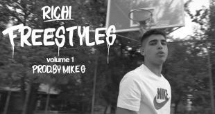 "Richi: Νέο single ""Freestyles (Vol.1)"""