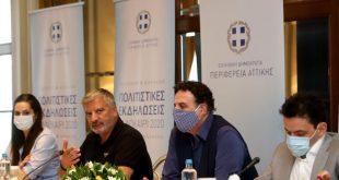 Γιώργος Πατούλης: Στο πάγο λόγω κορονοϊού οι εκδηλώσεις Περιφέρειας Αττικής