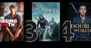 NETFLIX: Top 10 σειρές και ταινίες - Παρασκευή 31 Ιουλίου