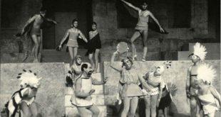 Όρνιθες: Η παράσταση σταθμός του Καρόλου Κουν