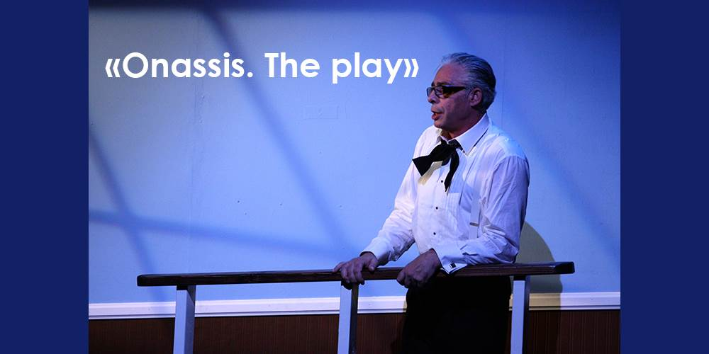 Onassis the play