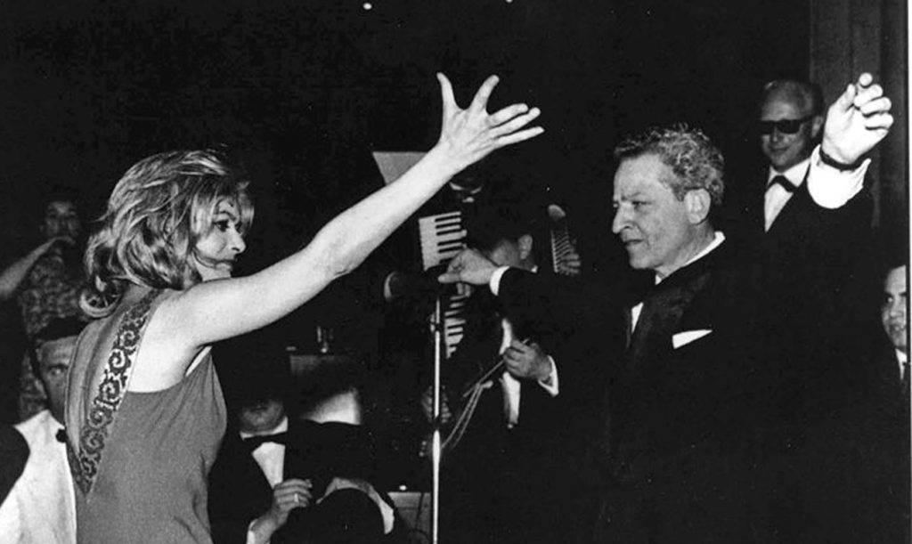 Μελίνα Μερκούρη: Το πάρτυ στις Κάννες που έγραψε Ιστορία   Youfly