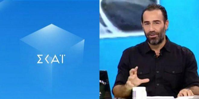 Αντώνης Κανάκης: Καταγγέλει το Big Brother 2020 - Κριτική στον ΣΚΑΪ
