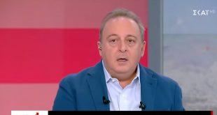 Δημήτρης Καμπουράκης: Νέα ενημερωτική εκπομπή στο ΣΚΑΪ