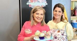 Dina's Bakery Νέα επεισόδια Νάντια Πολυζώη
