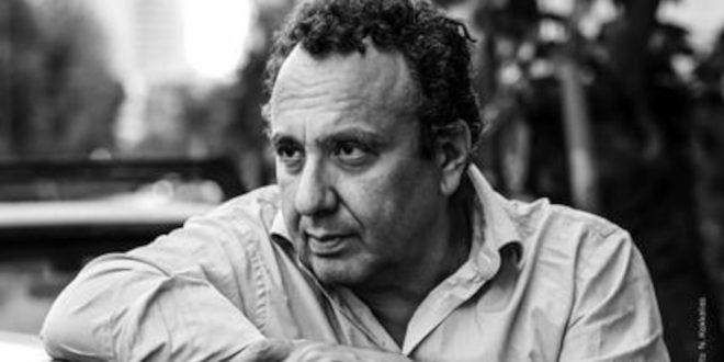 Συνάντηση με τον συγγραφέα Χρήστο Χωμενίδη στο Café του ΙΑΝΟΥ