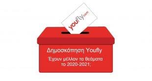 Δημοσκόπηση Youfly: Έχουν μέλλον τα θεάματα το 2020-2021
