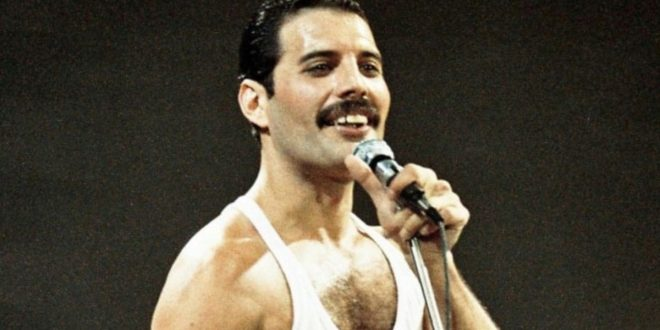 Freddie Mercury: The show still goes on