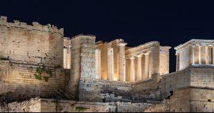 Καινούργια Λάμψη στο αιώνιο φως της Ακρόπολης