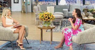 Μαρία Κίτσου: Στο Πρωινό του ANT1 με τη Φαίη Σκορδά - Βίντεο