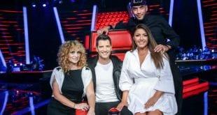 Οι κριτές του The Voice of Greece