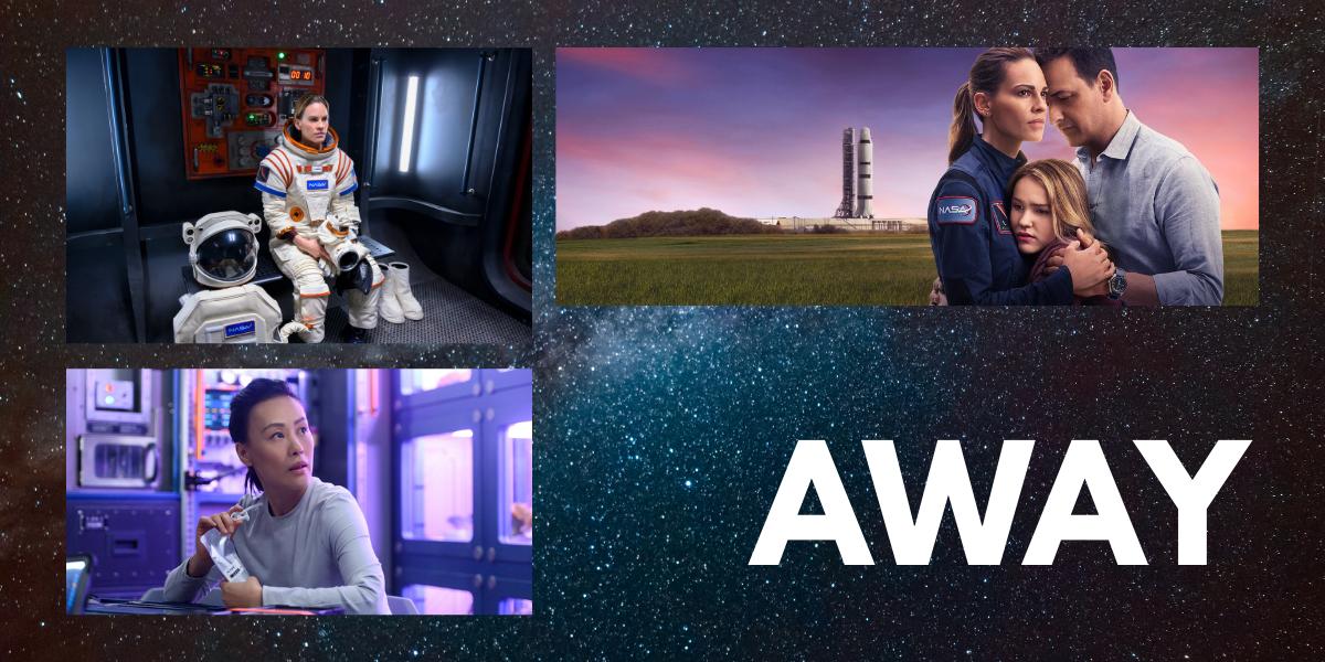 Away Netflix σειρά επιστημονικής φαντασίας