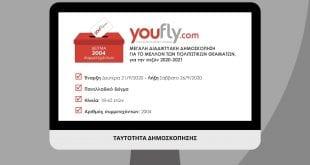 Τα αποτελέσματα της δημοσκόπησης του Youfly για τα θεάματα 2020-2021