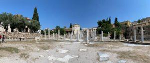 Μίνως Μάτσας Ρωμαϊκή Αγορά youfly.com