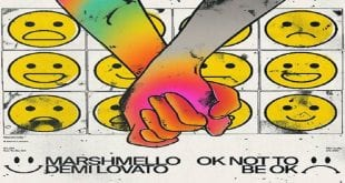 Demi Lovato νέο τραγούδι Ok Not To Be Ok