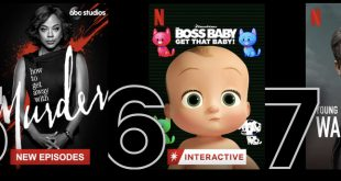 Netflix 6 Σεπτεμβρίου: Top 10 σειρές και ταινίες στην Ελλάδα