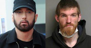 Eminem: Διαρρήκτης σχεδίαζε να τον σκοτώσει τον Απρίλιο