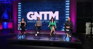 GNTM 3 πέμπτο επεισόδιο
