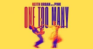 Keith Urban Νέο singleμε τίτλοOne Too Many