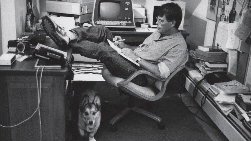 Stephen King έχει γενέθλια