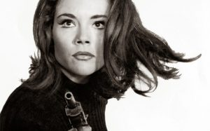 Dianna Rigg Emma Peel The Avengers
