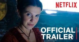 Enola Holmes Netflix series