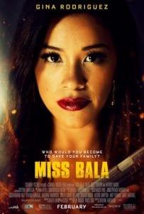 Miss Bala Netflix series