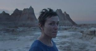 ο «Nomadland» της Κλόε Ζάο η οποία απέσπασε το μεγάλο βραβείο του Φεστιβάλ